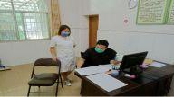 宜春市疾控中心到奉新县开展结防工作指导