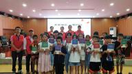 萍乡芦溪:用爱心帮助留守儿童健康成长