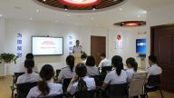 萍乡湘东区税务局开展青年理论学习小组学习交流会活动