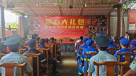 """江西萍乡:""""爱心礼包""""致敬73名驰援河南救灾英雄"""