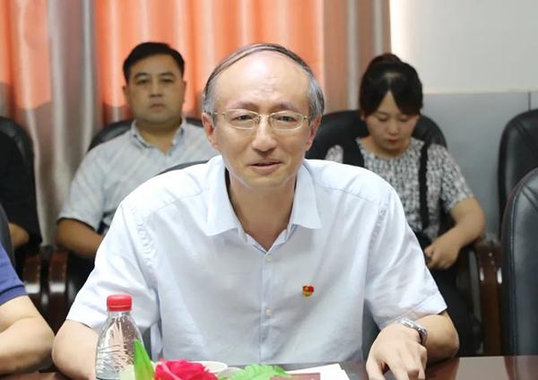 九江市第三人民医院院长龚晓东