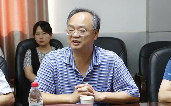 九江市第三人民医院党委书记肖云