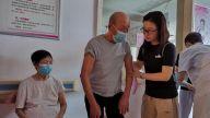 马力全开!萍乡后埠街全力推进新冠疫苗接种