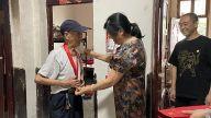 【暖新闻•江西2021】93岁老党员徐林发:老去的是岁月 不老的是信仰