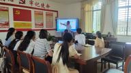 赣州市南康区龙回中学:教育信息化教学促进新教师快速成长