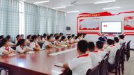 赣州市金星小学举办思政教育讲座