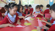 赣州市章贡区第四保育院开展中秋系列活动