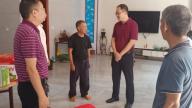 上饶市广丰区中医院开展中秋节走访慰问活动