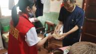 """【暖新闻•江西2021】江怡:用""""心""""书写社区工作者的情怀"""