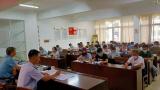 上饶市弋阳县消防救援大队走进辖区酒店开展消防安全知识培训