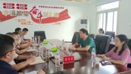 上饶市弋阳县人大常委会副主任周金彪深入湾里乡调研指导工作