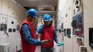 国网上饶市弋阳县供电公司开展变电站特巡工作