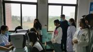上饶市广丰区人民医院:体检进校园 健康促成长