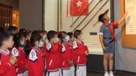 赣州市天竺山小学开展讲解员选拔活动