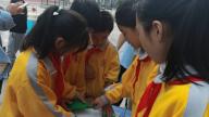 上饶玉山:科普大篷车进校园 点燃孩子科技梦
