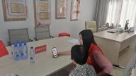 """萍乡白源街:亲情连线""""云""""团圆 重阳佳节释相思"""