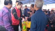 萍乡上栗公路事业发展中心:温情满满  暖心重阳