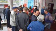 萍乡市上栗公路事业发展中心开展国防教育宣传活动