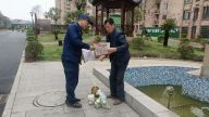 萍乡湘东消防救援大队奏响消防安全最强音