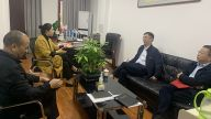 萍乡市国投集团党委书记、董事长黄剑调研八一街国有资产盘活工作
