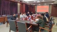 萍乡市自然资源和规划局党组成员付仁辉带队赴景德镇市、吉安市考察学习