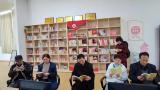构筑精神家园 萍乡东大街倾力打造职工书屋品牌