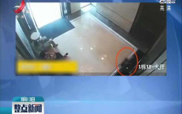 四川成都:男童玩耍被砸身亡