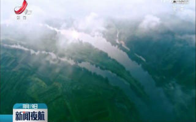 7月江西省地表水水质总体为优