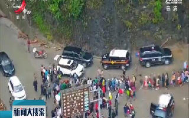强降雨已导致四川阿坝7人死亡 24人失联