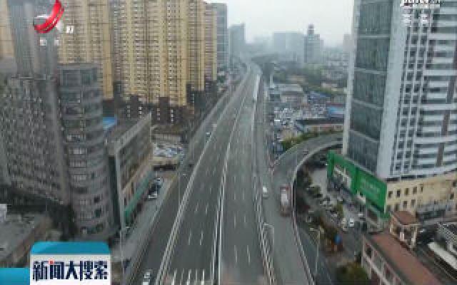 南昌:九洲高架快速路东延工程2021年启动
