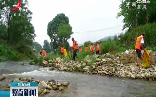 于都:改善水生态 保护赣江源