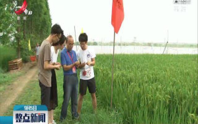 江西在20个县实施农技推广服务特聘计划