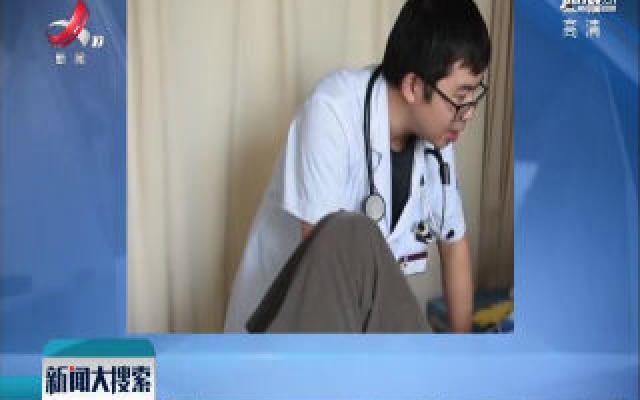 陕西西安:病人急需救命血 医生撸起袖子献血救人