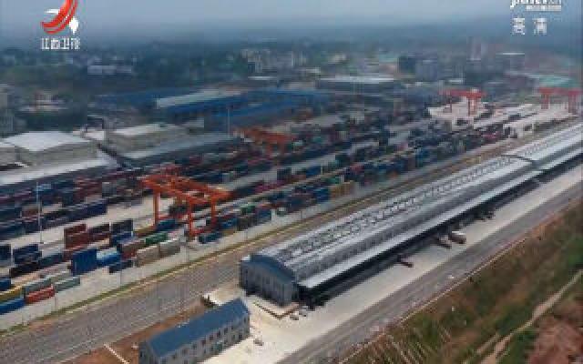 赣州市入选全国首批国家物流枢纽建设名单