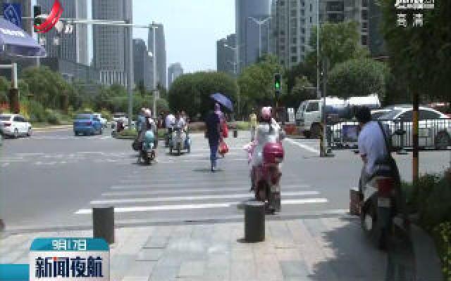南昌市新增电警抓拍交通违法