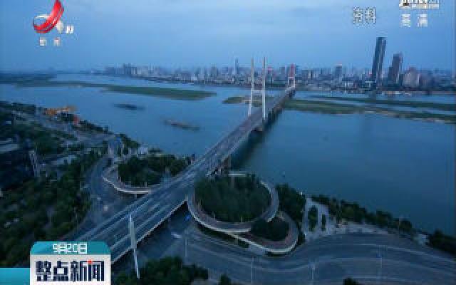 赣江枯水期大幅度提前 南昌航道疏浚工作正式启动