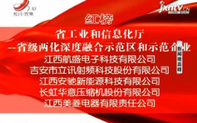 2019年第三期江西省诚信红黑榜