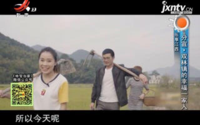 乐享江西——分宜·双林镇的幸福一家人