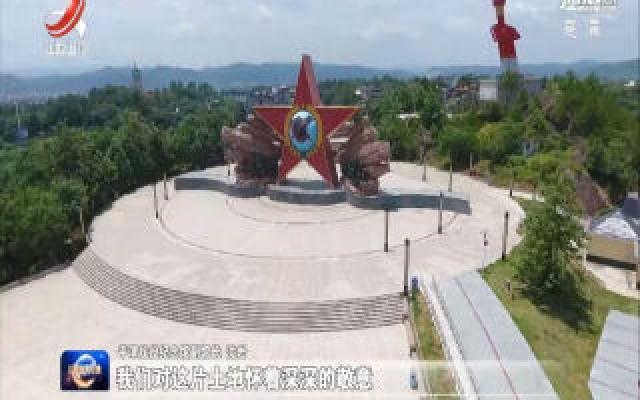 2019红色旅游博览会开幕