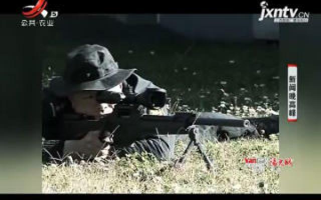 云南:14年狙击手生涯弹无虚发 累计趴了1万多个小时