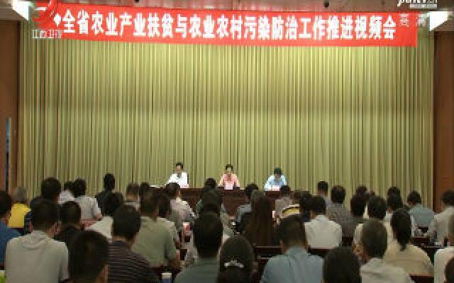 """江西启动农业农村污染防治""""百日攻坚""""行动"""