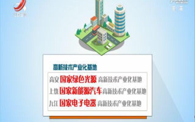 江西省新增3家国家高新技术产业化基地