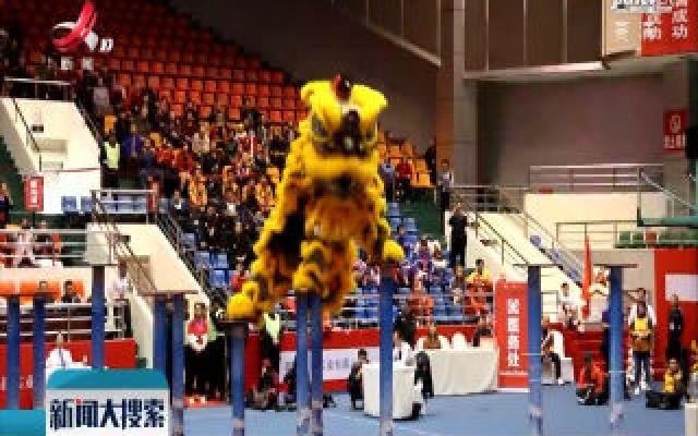 第五届亚洲龙狮队锦标赛开赛