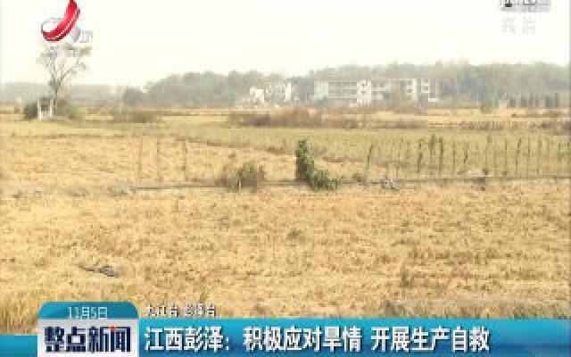 华人娱乐app下载彭泽:积极应对旱情 开展生产自救
