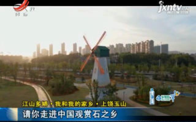 【江山多娇·我和我的家乡】上饶玉山:请你走进中国观赏石之乡