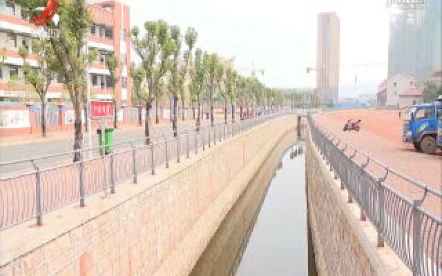 抚州东乡区投资7亿元综合整治城中河