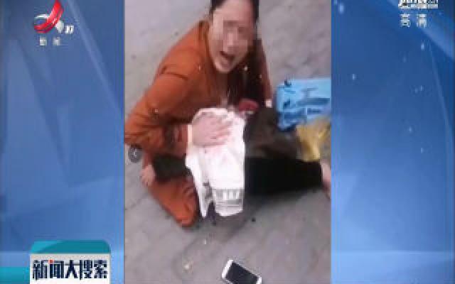 浙江东阳:男童遭遇高空坠物 目前仍没脱离危险