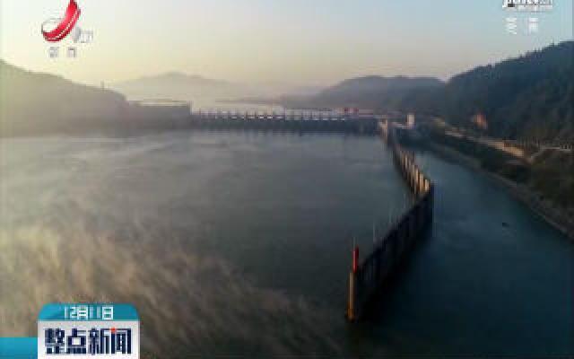 峡江水利枢纽工程获鲁班奖