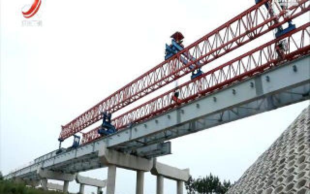 我省高速公路建设用上新工艺