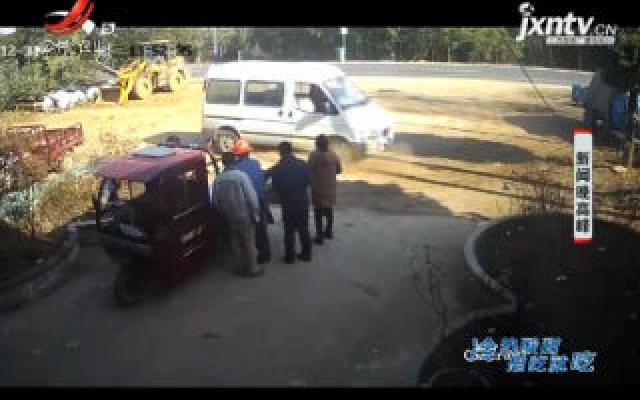 安徽:男子醉酒 驾车原地打转半个小时